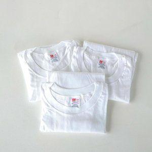 Hanes 3-Pack Big Crew Neck T-Shirt